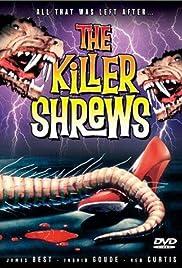 The Killer Shrews Poster