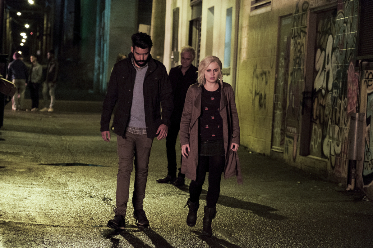iZombie S03E09 – Twenty-Sided, Die