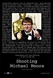 Shooting Michael Moore Poster