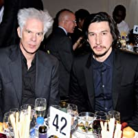 Jim Jarmusch and Adam Driver