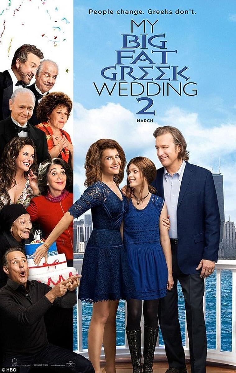 Mano didelės storos graikiškos vestuvės 2