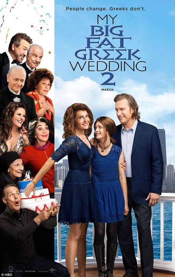 Moja tučná grécka svadba 2