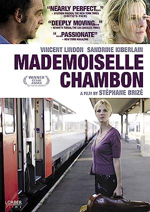 Mademoiselle Chambon Pelicula Poster