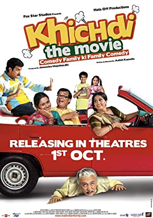 Khichdi: The Movie (2010) Download on Vidmate