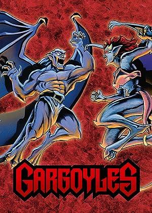 Poster Gargoyles - Auf den Schwingen der Gerechtigkeit