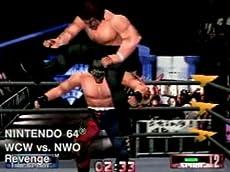 WCW NWO Revenge VG