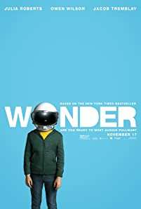 Based on the New York Times bestseller, Wonder tells the story of August Pullman, a boy with facial differences who enters fifth grade, attending a mainstream elementary school for the first time.