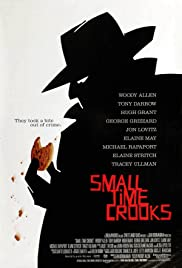 Small Time Crooks Poster