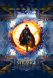 Doctor Strange (2016) 1080p BluRay x264 [Dual Audio] [Hindi 5.1+ English 5.1] - MRG [MAAXHD] 2.4GB