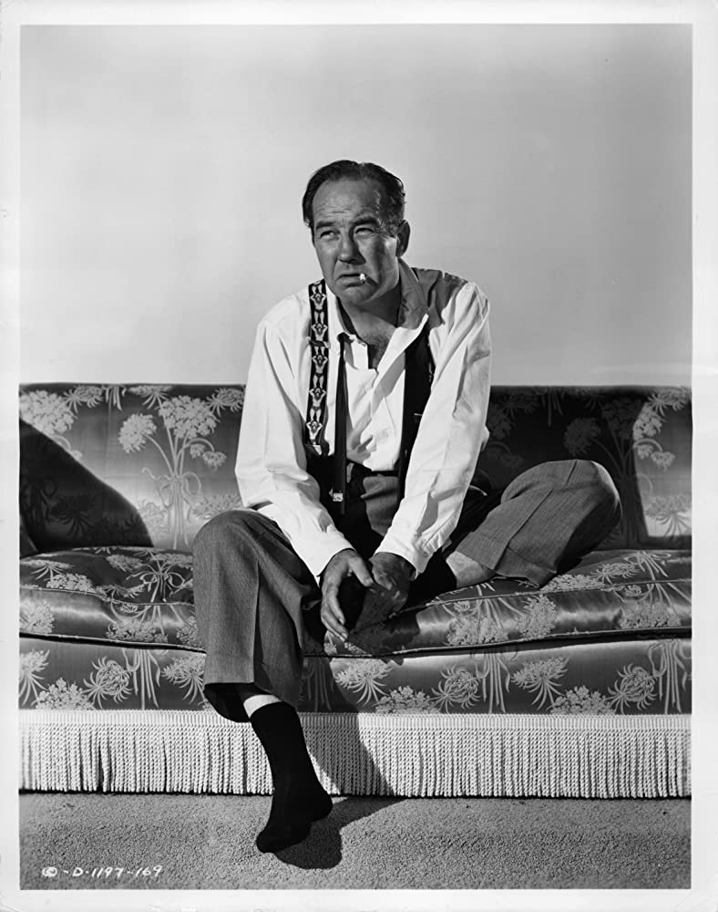 Broderick Crawford in Born Yesterday (1950)