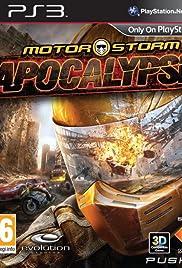 MotorStorm: Apocalypse Poster