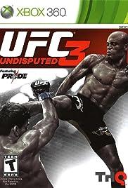 UFC Undisputed 3 Poster