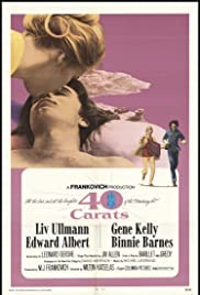 40 Carats (1973) Poster - Movie Forum, Cast, Reviews