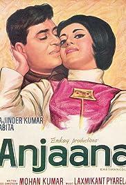 Anjaana Poster