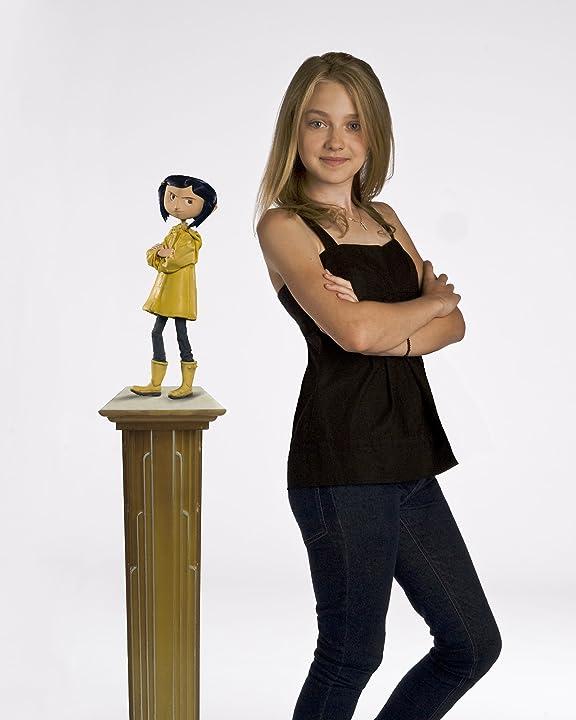 Dakota Fanning in Coraline (2009)