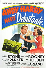 Andy Hardy Meets Debutante (1940) Poster - Movie Forum, Cast, Reviews