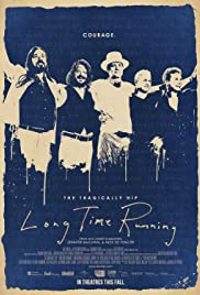 Long Time Running Poster