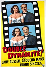 Double Dynamite (1951) Poster - Movie Forum, Cast, Reviews