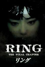 Ringu: Saishûshô Poster