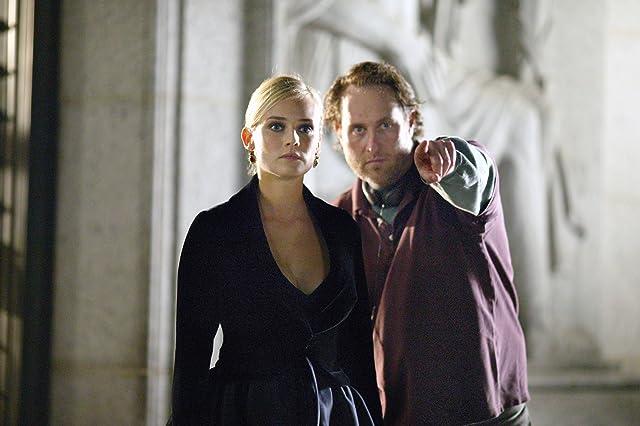 Jon Turteltaub and Diane Kruger in National Treasure (2004)