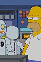 Image of The Simpsons: Them, Robot