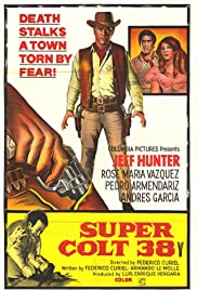 Super Colt 38 Poster