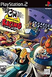 Cartoon Network Racing Poster