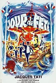 Jour de Fête Poster
