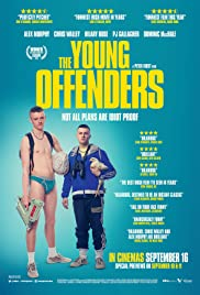 The Young Offenders (2016) Poster - Movie Forum, Cast, Reviews