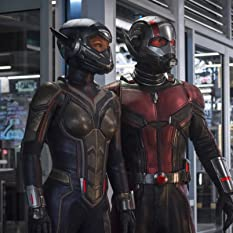 Upcoming Superhero Movies: 'Ant-Man and the Wasp' (2018)