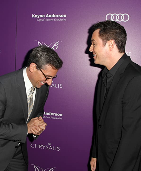 Steve Carell and Seth MacFarlane