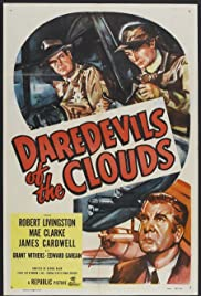 Daredevils of the Clouds Poster