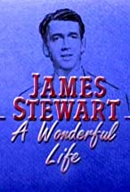 Primary image for James Stewart: A Wonderful Life - Hosted by Johnny Carson