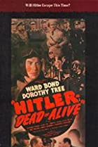 Image of Hitler--Dead or Alive