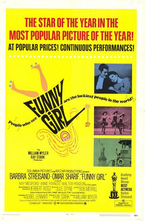 image Funny Girl Watch Full Movie Free Online