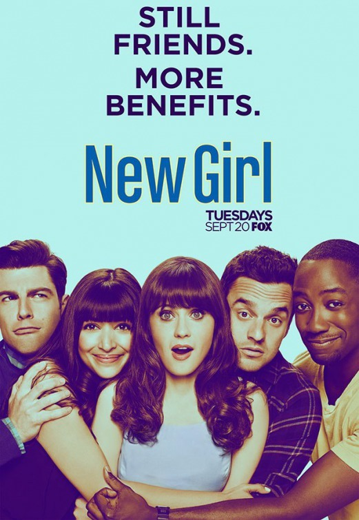 Assistir New Girl Dublado e Legendado Online