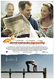Diminished Capacity (2008) Poster - Movie Forum, Cast, Reviews