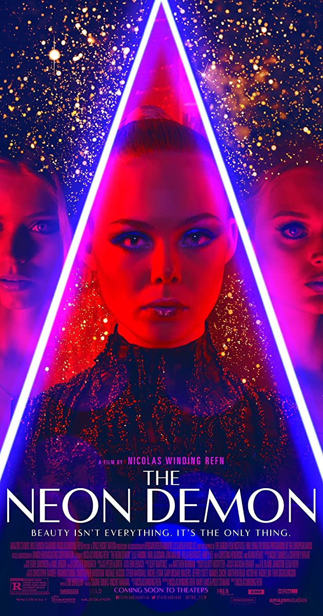 Neoninis demonas / The Neon Demon (2016) Online