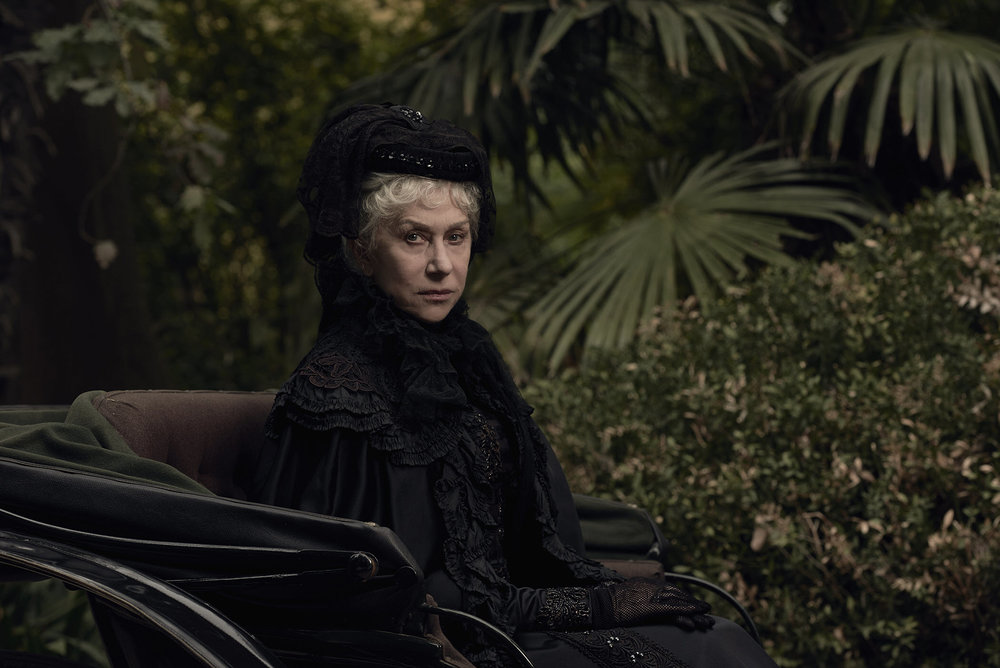 Helen Mirren in Winchester (2018)