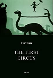 The First Circus Poster