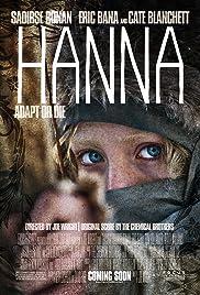 Hanna(2011) Poster - Movie Forum, Cast, Reviews