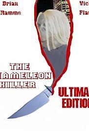 The Chameleon Killer Poster