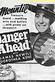 Danger Ahead Poster