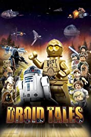 Lego Star Wars: Droid Tales (2017) poster