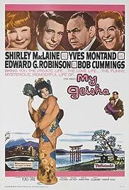 My Geisha(1962) Poster - Movie Forum, Cast, Reviews