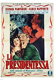 Mademoiselle Gobete Poster