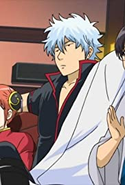 Nothing Lasts Forever, Including Parents, Money, Youth, Your Room, Dress Shirts, Me, You, and the Gintama Anime Poster