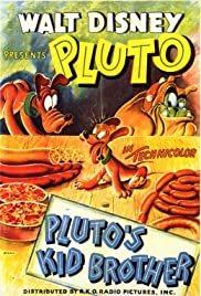 Pluto's Kid Brother Poster