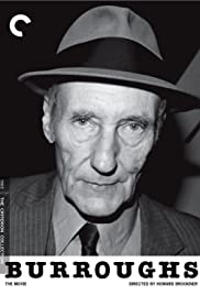 Burroughs: The Movie (1983) Poster - Movie Forum, Cast, Reviews