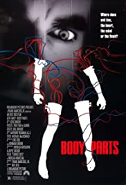 Body Parts (1991) Poster - Movie Forum, Cast, Reviews